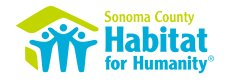 Habitat for Humanity Sonoma County